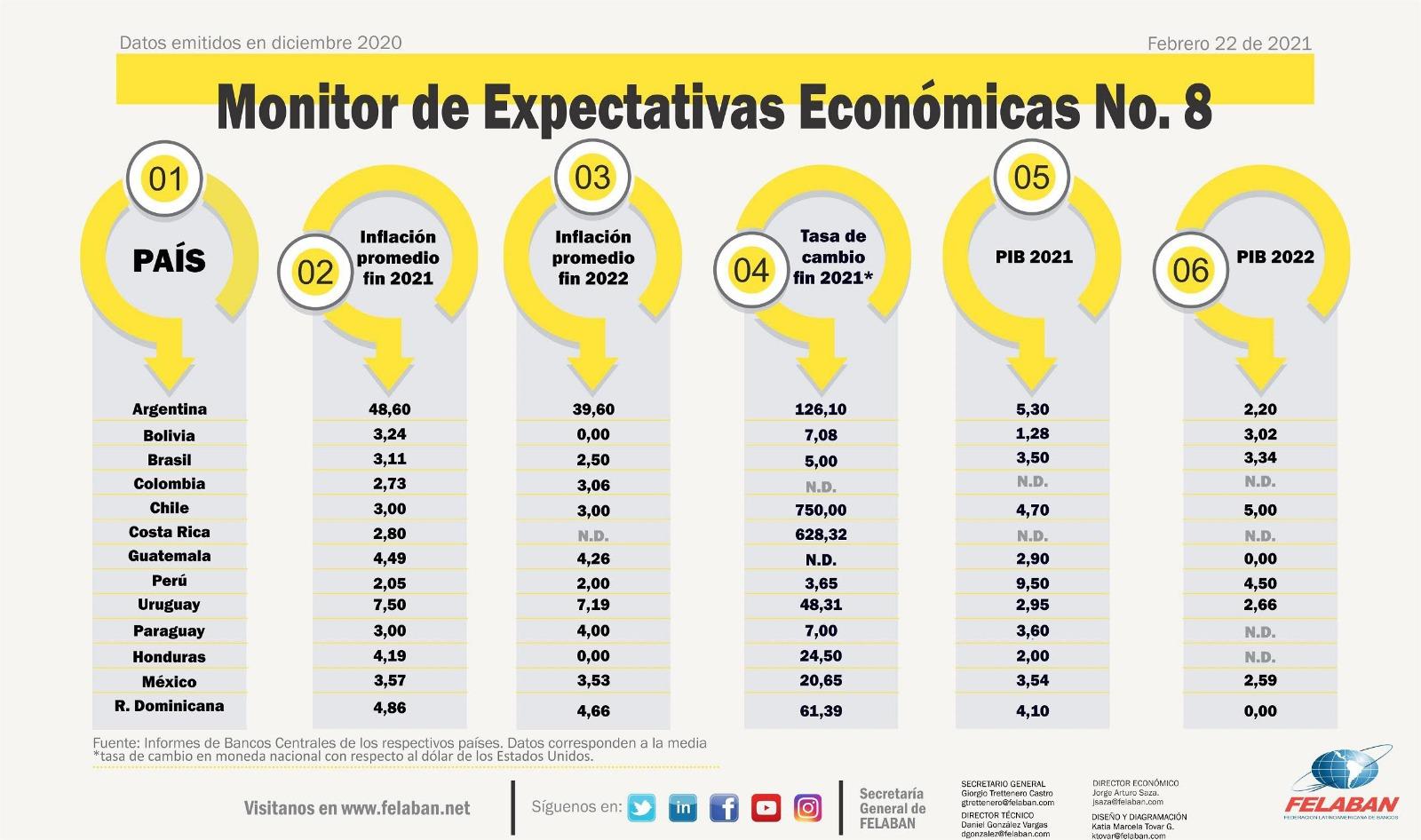 Expectativas Económicas #8