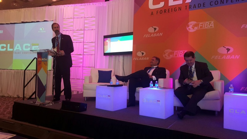 32º Congreso Latinoamericano de Comercio Exterior, CLACE