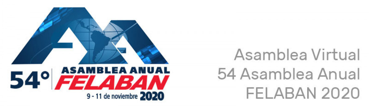 54 Asamblea Virtual FELABAN 2020