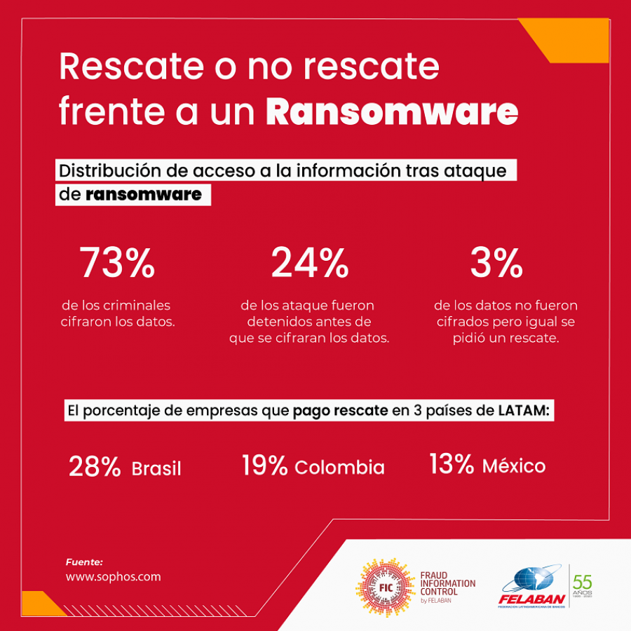 Gráfica Económica Nro 74: Rescate o no rescate frente a un Ransomware