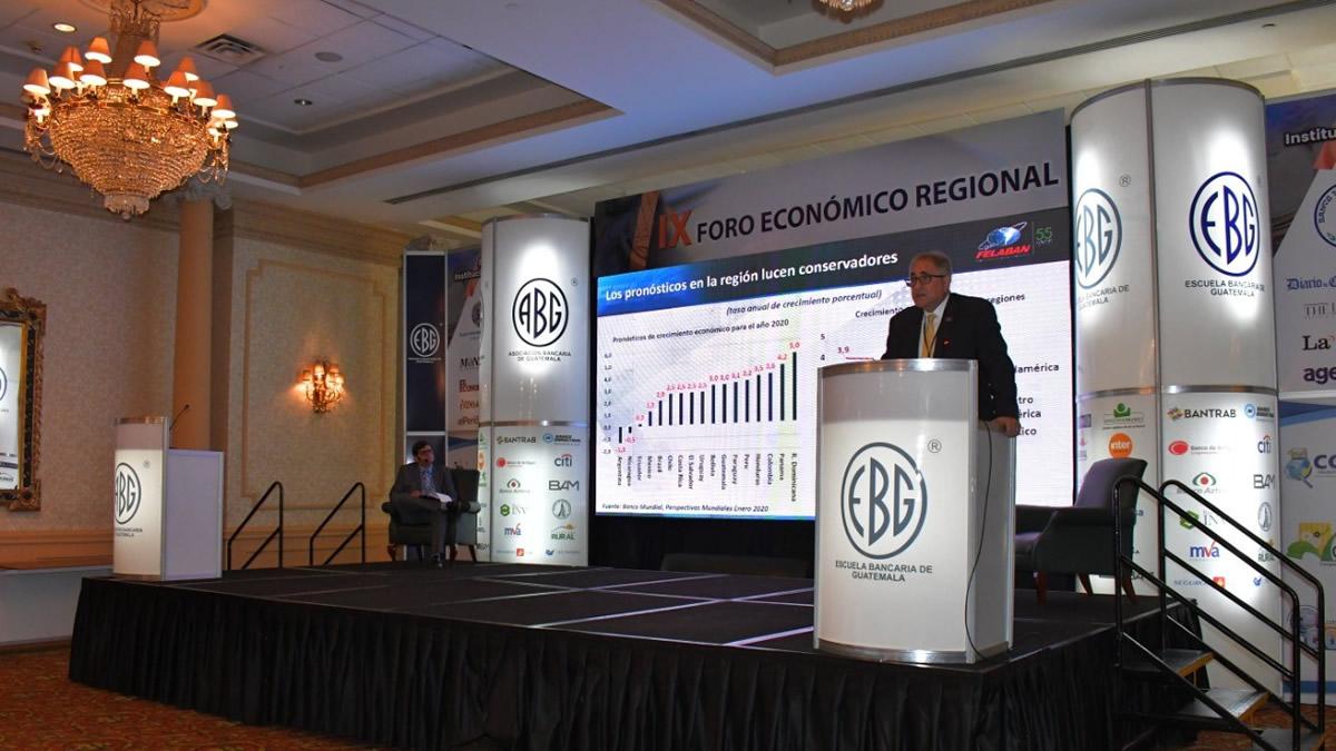 Presentación, Secretario General de FELABAN en el IX Foro Económico Regional