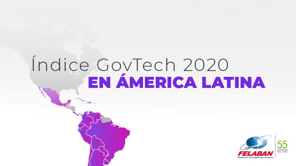 El índice GovTech 2020
