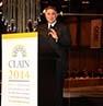 El Secretario General de FELABAN, Dr. Giorgio Trettenero hace declaraciones en el marco del XVIII Congreso CLAIN