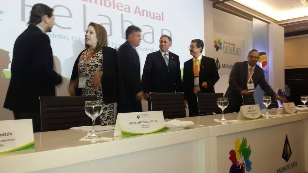 María Mercedes Cuéllar nueva presidenta de FELABAN