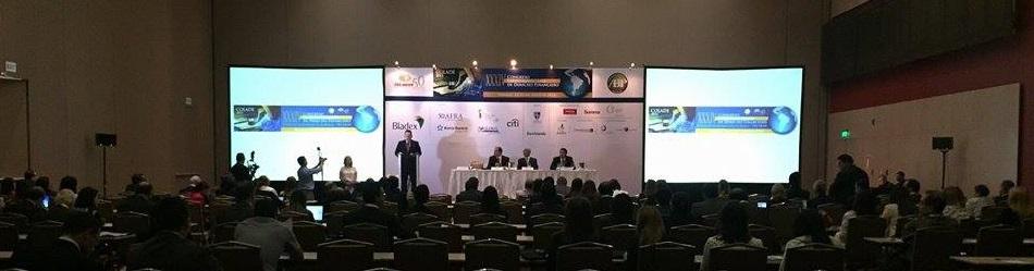 Latinoamérica recibió, el XXXIV Congreso Latinoamericano de Derecho Financiero