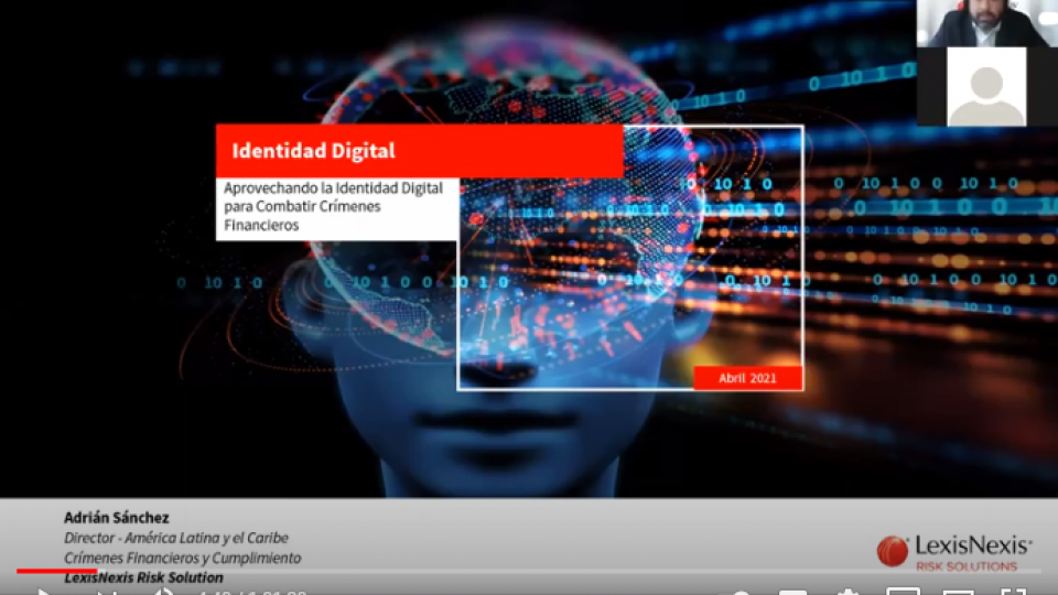 Webinar: Aprovechando la Identidad Digital