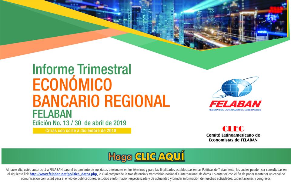 13 Informe Trimestral Económico Bancario Regional