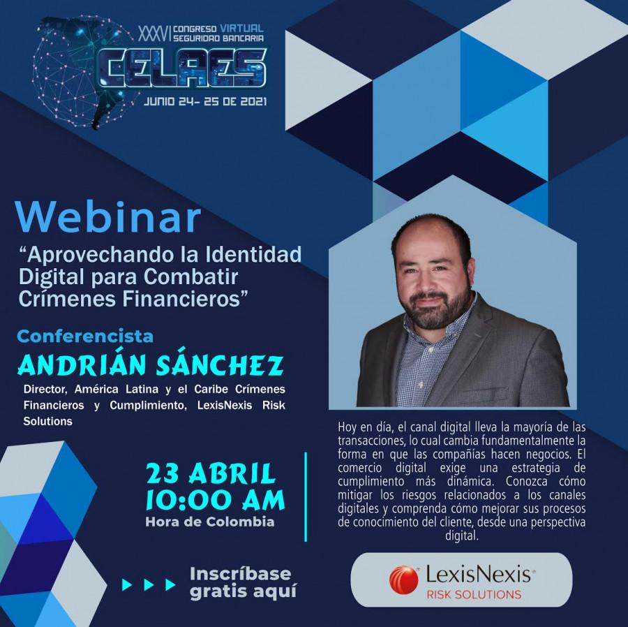 Aprovechando la Identidad Digital para combatir Crímenes Financieros