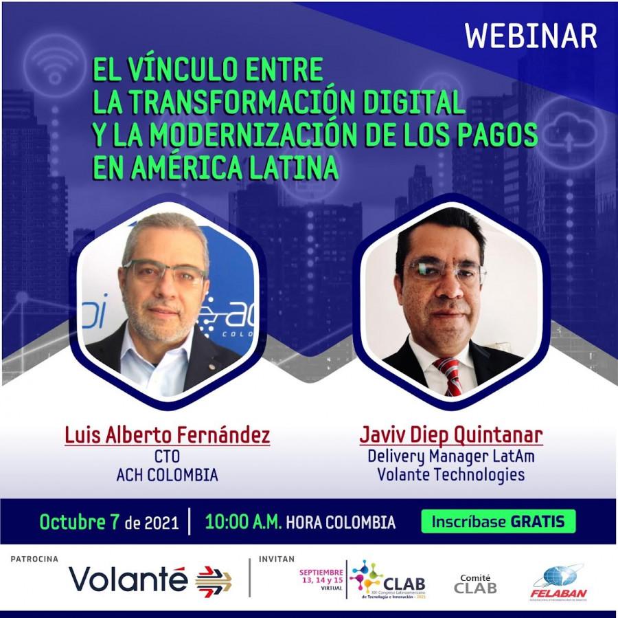 El Vínculo entre la Transformación Digital y la Modernización de los Pagos en América Latina