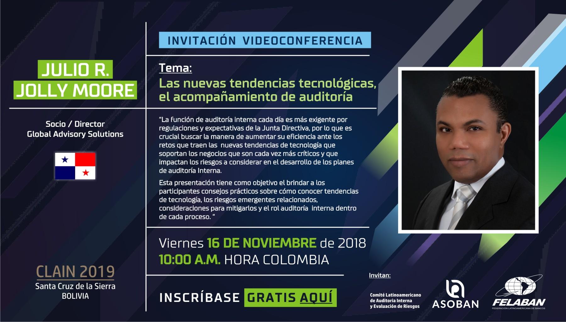 LAS NUEVAS TENDENCIAS TECNOLÓGICAS, EL ACOMPAÑAMIENTO DE AUDITORÍA