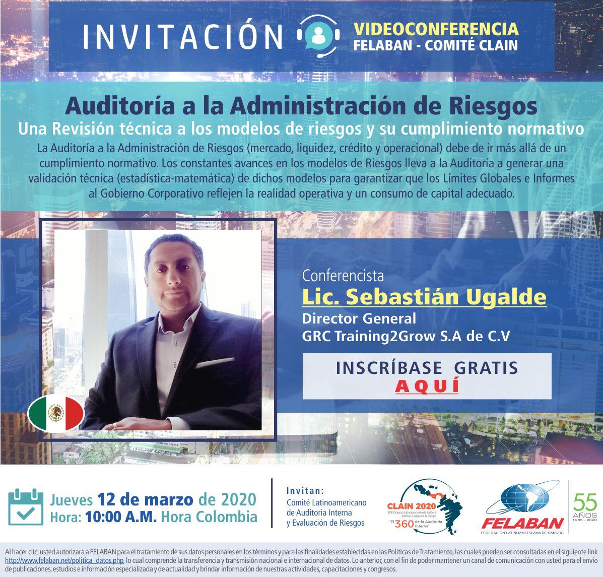 AUDITORÍA A LA ADMINISTRACIÓN INTEGRAL DE RIESGOS, Una revisión técnica a los Modelos de Riesgo y su Cumplimiento Normativo